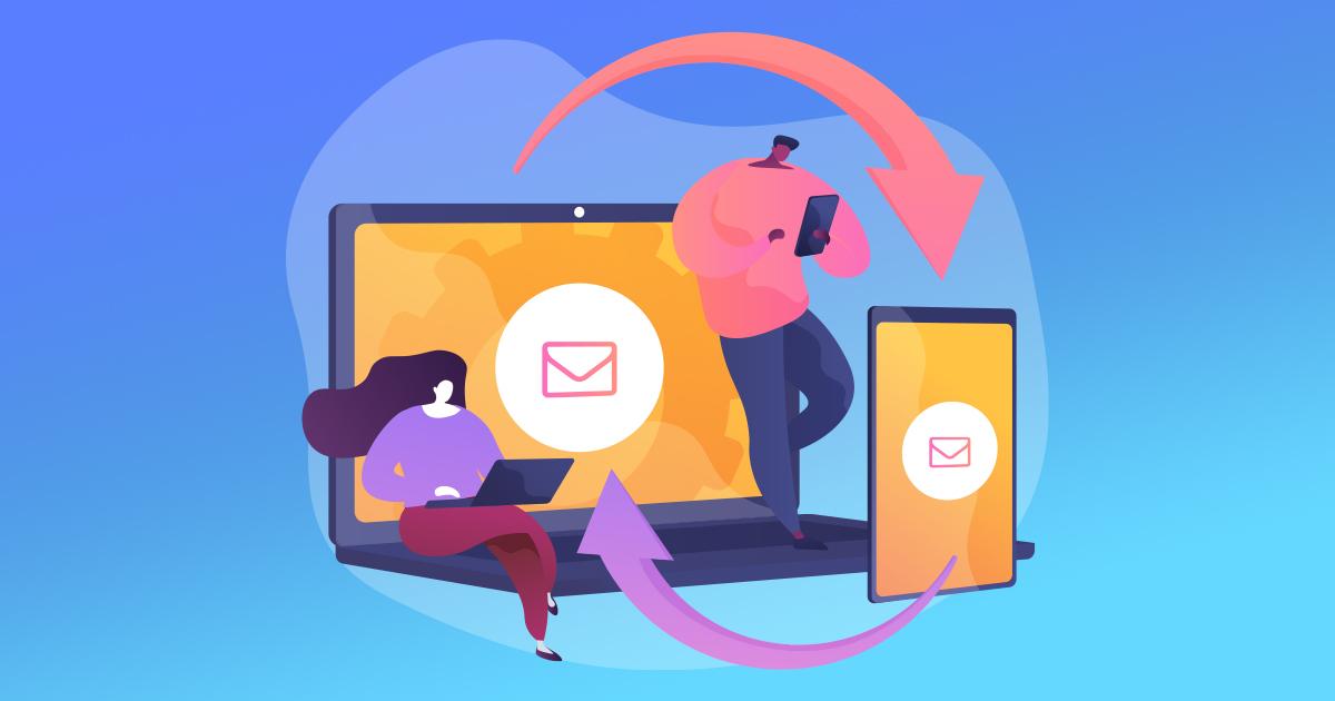 Hoe verstuur je sms'jes vanaf je computer, laptop of tablet?