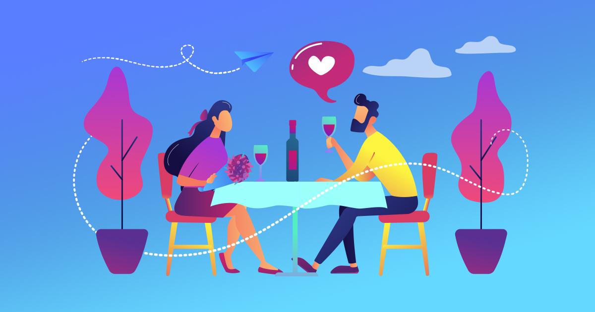 Valentijnsdag: tijd om een Valentijns-sms te sturen!
